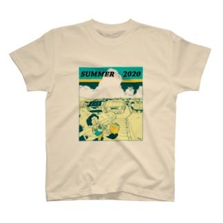 ジョンのSUMMER 2020 T-shirts