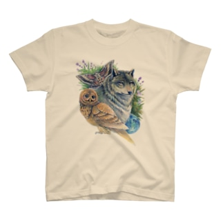 月の光   T-shirts