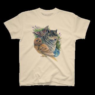 Minoriの月の光   T-shirts