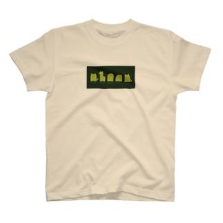 オバケになり隊 T-shirts