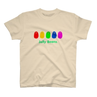 Jelly Beans. T-shirts