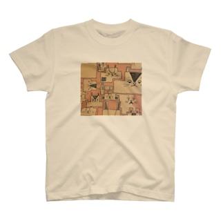 ちう君1.5 T-shirts