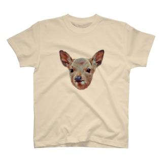 【しかかお】 十月ちゃん T-shirts