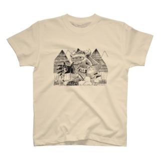ヒーロー Tシャツ