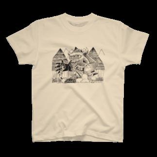 こんどうさんのヒーロー T-shirts