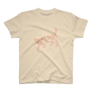 ねこちゃん。 T-shirts