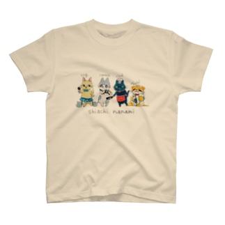 4にゃんず T-Shirt
