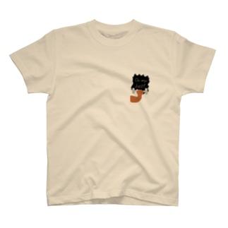 筋トレ_鼓舞 T-Shirt