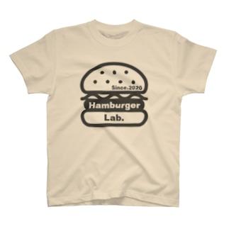 Hambuger Lab.  T-shirts