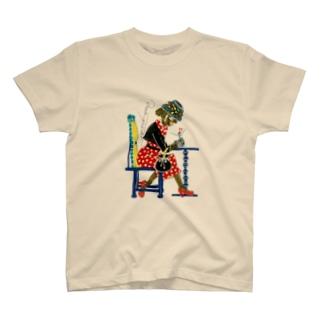 ここのカクテル最高よ! T-shirts