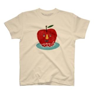 appleくん T-shirts