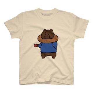 Where is the doughnut? T-shirts
