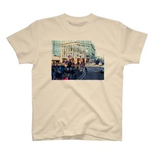 空色の地図 T-shirts