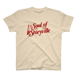 Soul of Storyville T-shirts