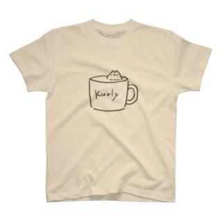 カップインカーリー T-shirts