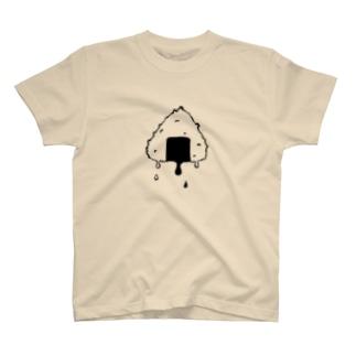 高温注意報発令! おにぎり T-shirts