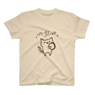 タンバリンねこさん T-shirts