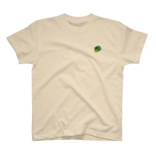 ドロボーる〜ワンポイントTシャツ T-shirts