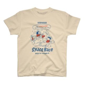 SPACE-~アメリカン・レトロ・ゲーム~ T-shirts