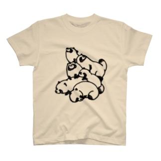 つみたぬ T-shirts