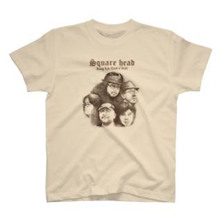 2016/05_live_flier T-shirts