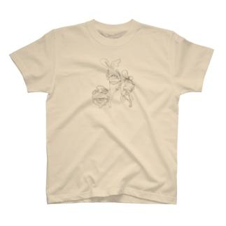 芽 T-shirts