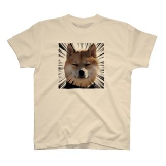 諭吉ヌーン T T-shirts