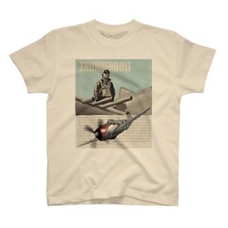 P-47 サンダーボルト T-shirts