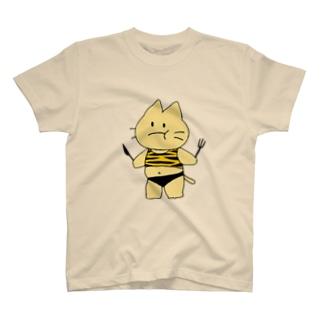 くいしんぼねこ T-shirts