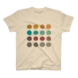 【和柄フラットシリーズ】京友禅 T-shirts