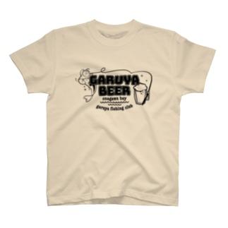 ガル屋釣部Tシャツ T-shirts