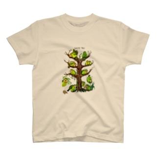 カカポのなる木 T-shirts