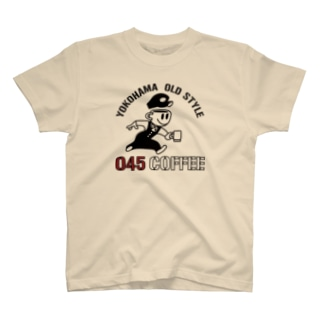 045COFFEE A T-shirts