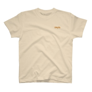 simple. collection 1 T-shirts
