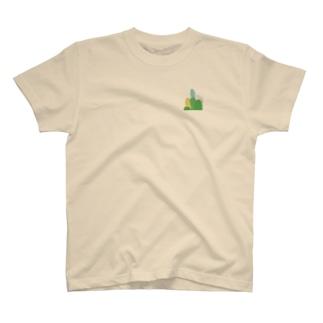 マメルリハ 3カラー T-shirts