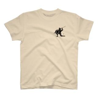 アキレウス T-shirts