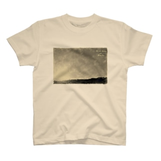 We Are Waiting for Rising Sun(その5) T-Shirt