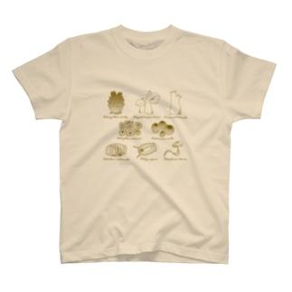 Tunicates T-shirts