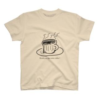 コーヒーはいかが? T-shirts