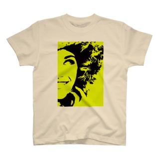 nakai tsuyoki T-shirts