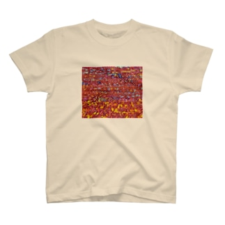 夕焼け/カヨサトーTX T-shirts
