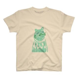 氷猫 T-shirts