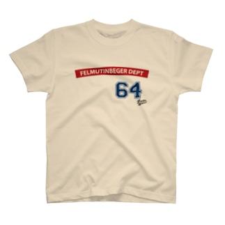 64 T-shirts