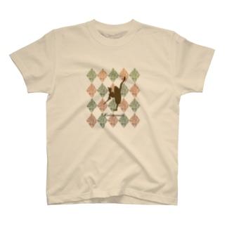 バレエ アレルキナーダ T-shirts