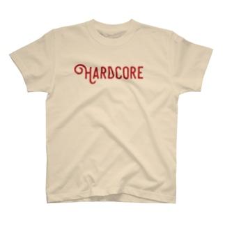 硬派 T-shirts