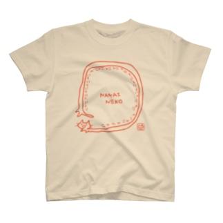 NAGAINEKO T-shirts