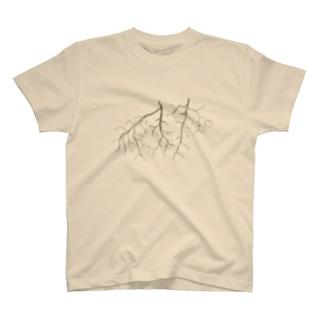 根っこ T-shirts