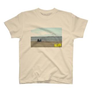 熱海の砂浜T(シーズン4名場面) T-shirts