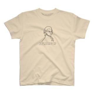 モーツァルトの名言 T-Shirt