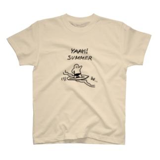 YAAH! SUMMER - SURF T-shirts